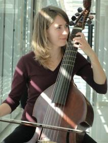 Amélie Chemin (viola da gamba)