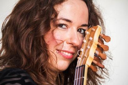 Maria Ferré (tiorba)