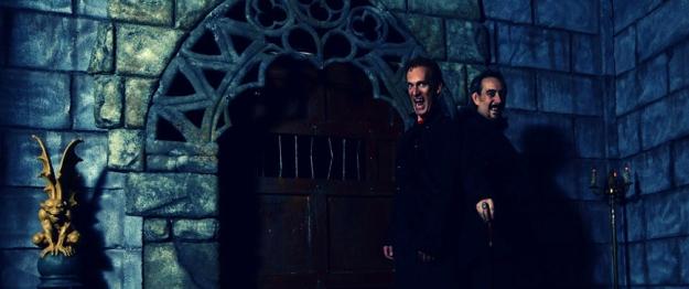 Cartel 2 La noche de los vampiros